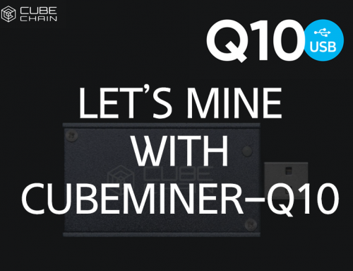 [EN] How to mine with Q10 CUBEMINER